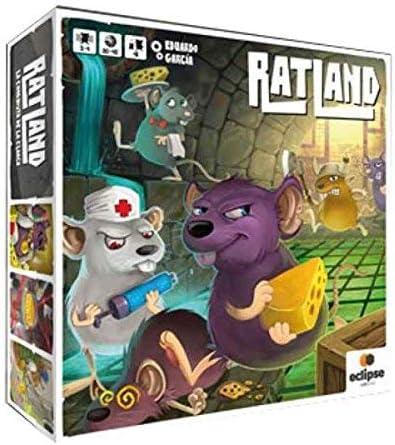 Eclipse Editorial- Ratland, Multicolor (BGRATLAND): Amazon.es ...