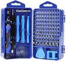 YINSAN Mini Schraubendreher Set, 119 in 1 Feinmechaniker Set, Werkzeug set, Präzisionsschraubendreher Set für iPhone,...