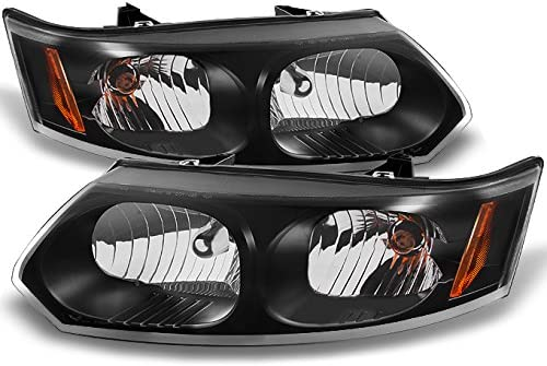 NEW RIGHT HEADLAMP ASSEMBLY FITS 2003-2007 SATURN ION GM2503231