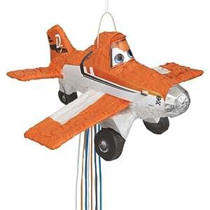 Disney Planes Pinata, Pull String