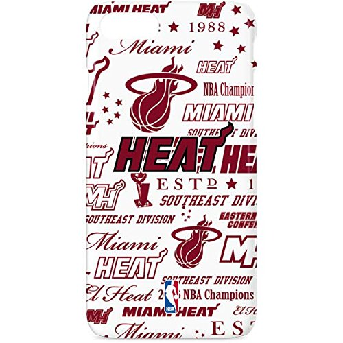 Miami Heat iPhone 8 Case - Miami Heat Historic Blast | NBA X Skinit Lite Case