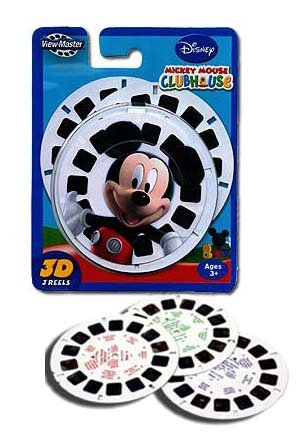 Mickey Mouse Clubhouse - ViewMaster 3 Reel Set by View Master (Image #2)