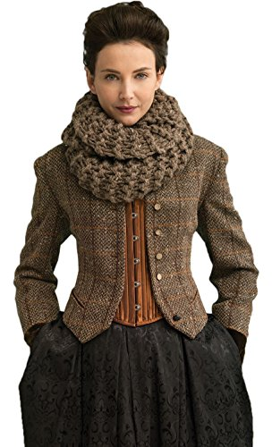 Lion Brand Yarn 600-623 Outlander Kit -Return to Inverness Cowl (Knit)