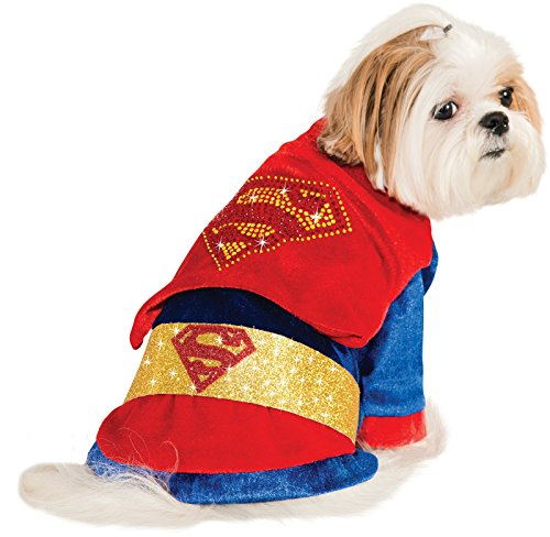 DC Comics Pet Costume, Medium, Cuddly Superman