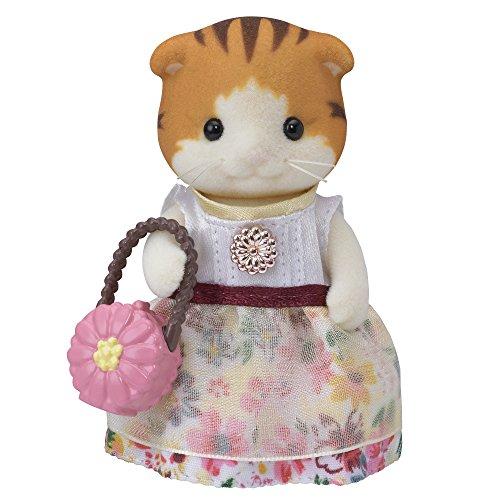 실바니안 패밀리 타운 시리즈 메이 Pull 고양이의 언니