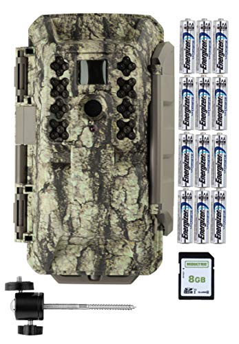Moultrie Verizon Cellular Trail Camera with Batteries