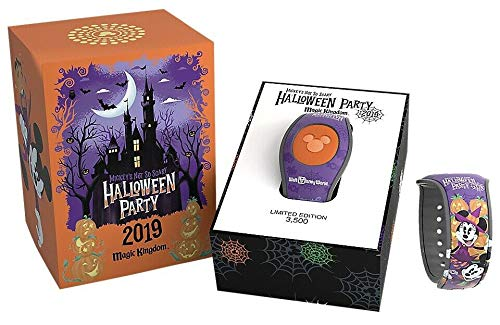 Mickey's Not So Scary Halloween (2019 Disney Parks Mickey's Not So Scary Halloween Party Limited Edition Magic)
