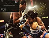 Manny Paquiao Boxing Champ Signed 8x10 Photograph - Autographed Baseball Pictures