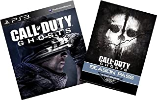 Call of Duty Ghosts Digital Bundle: Game + Season Pass - PS3 [Digital Code] (B00GM061VY) | Amazon price tracker / tracking, Amazon price history charts, Amazon price watches, Amazon price drop alerts