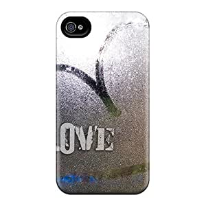 Fashionable Iphone 4/4s Case Cover For Love Protective Case by ruishername