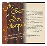 The Best of Don Marquis