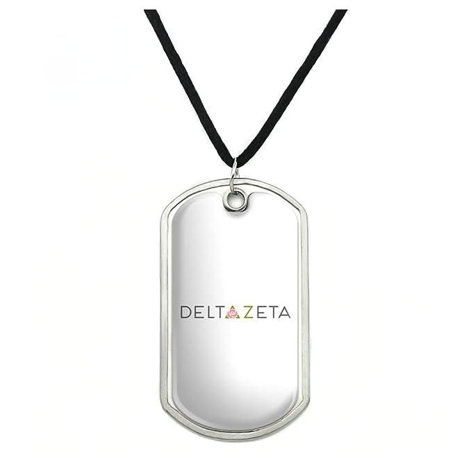 Amazon Graphics And More Delta Zeta Sorority Fraternity Logo