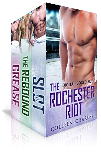 Rochester Riot Boxed Set by Colleen Charles ebook deal