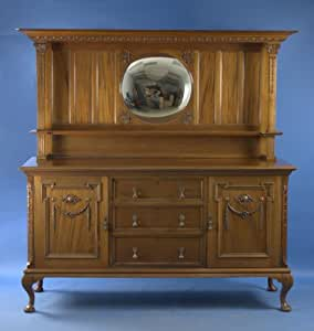 antique english mahogany sideboard buffets. Black Bedroom Furniture Sets. Home Design Ideas