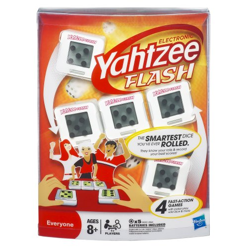 Electronic Yahtzee Flash ()