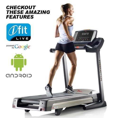 FreeMotion T6.2 Treadmill