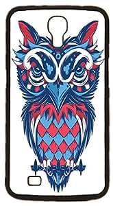 Owls Owl Cute Pattern Hard Case for Samsung Galaxy Mega 6.3 I9200 I9205 ( Sugar Skull )