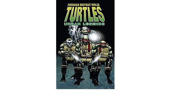 Teenage Mutant Ninja Turtles: Urban Legends Vol. 1 (English ...
