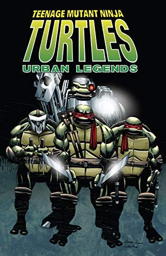 Amazon.com: Teenage Mutant Ninja Turtles: Urban Legends Vol ...