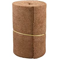 Coco Liner Roll Used for Hanging Baskets Garden Wall Patio Planter Flower Pot Coconut Mat Fibre