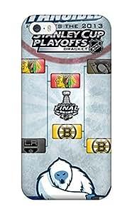 Brand New 5/5s Defender Case For Iphone (boston Bruins (1) )