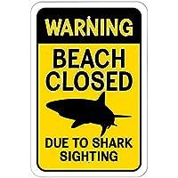Alerta playa cerrada debido a tiburón Avistamiento 9x