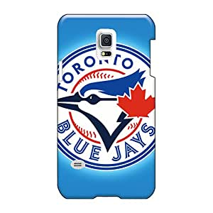 Scratch Protection Hard Cell-phone Cases For Samsung Galaxy S5 Mini (xao6090ACFf) Customized Fashion Toronto Blue Jays Series
