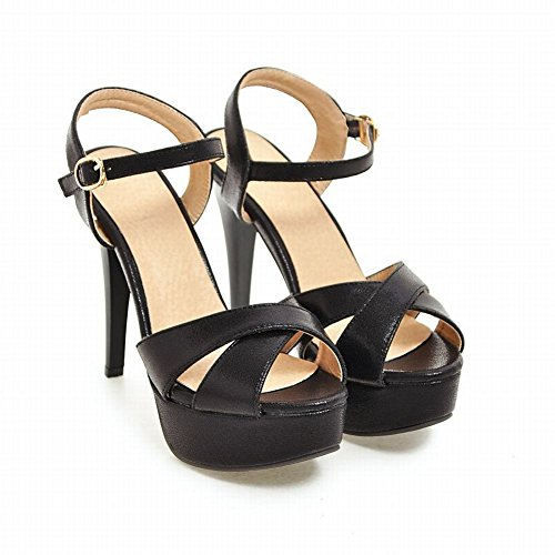 Shoes Mee Tacco Sandalo Alto Scarpe Donna Da 0B7BTz
