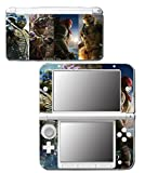 Teenage Mutant Ninja Turtles TMNT Leonardo Leo Michaelangelo Mike Splinter Cartoon Movie Video Game Vinyl Decal Skin Sticker Cover for Original Nintendo 3DS XL System