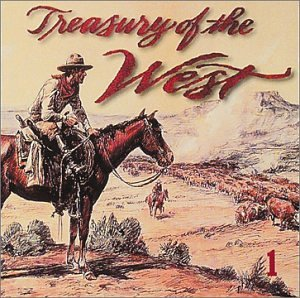 Treasury of the West 1 by Time Life Records