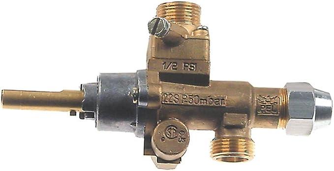 Gas grifo tipo pel22s/V Electrolux, alpeninox – con tubo de salida: Amazon.es: Grandes electrodomésticos