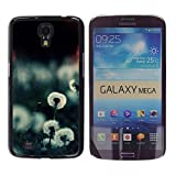 TopCaseStore / Snap On Hard Back Shell Rubber Case Protection Skin Cover - Plant Nature Forrest Flower 20 - Samsung Galaxy Mega 6.3 I9200 SGH-i527