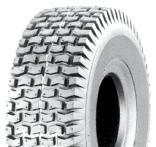 Tread 2 Ply Tubeless Tire - Oregon 58-061 11X400-4 Turf Tread Tubeless Tire 2-Ply