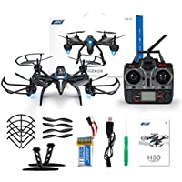 JJRC H50 2.4GHz 4-axis Gyro Altitude Hold Headless Mode 360 Degree Roll RC Quadcopter RTF(No Camera)
