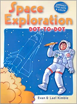 Space Exploration Dot-to-Dot