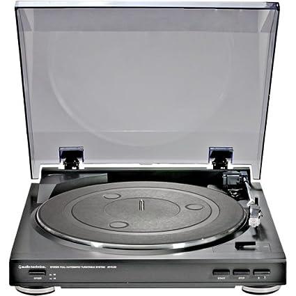 Amazon.com: Audio Technica at-pl50 Belt Drive Turntable ...
