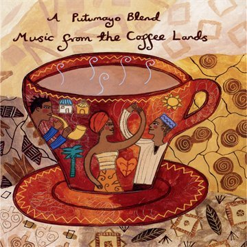 Music from the Coffee Lands by Alliance