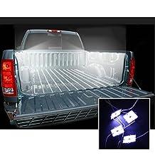 LED Bed Rail Light Kit Truck Bed Light 32 Super Bright LED