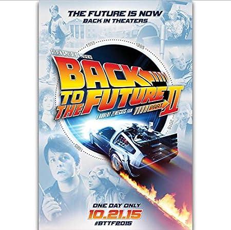 tgbhujk Michael J. Fox Regreso al Futuro Parte II 1989 ...
