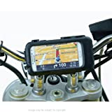 Motorcycle Bike 'Easy Fit' Handlebar Mount & IPX4 Waterproof Phone Tough Case for Samsung Galaxy S4 GT-i9500