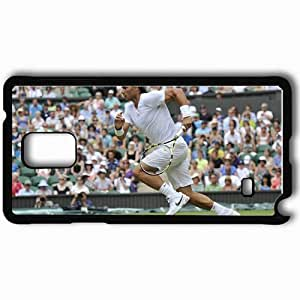 Personalized Samsung Note 4 Cell phone Case/Cover Skin 37731 Black