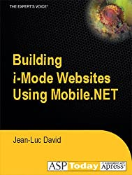 Building i-Mode Websites Using Mobile.NET