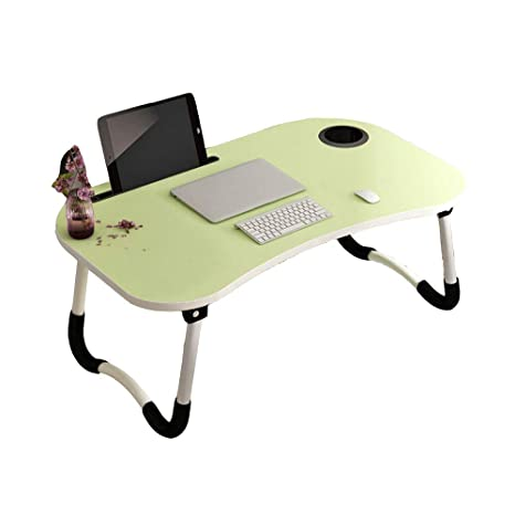 DUXX Mesa, Computadora Portátil Escritorio Lazy Dormitorio ...