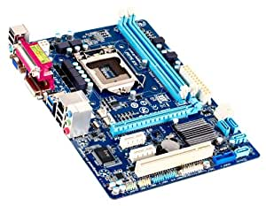 Gigabyte Intel B75 LGA1155 AMD CrossFireX DVI/D-Sub Dual UEFI BIOS mATX Motherboard GA-B75M-D3V