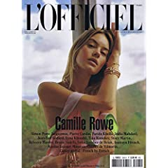 L'OFFICIEL 最新号 サムネイル