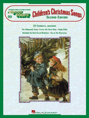 Children's Christmas Songs: E-Z Play Today Volume 99