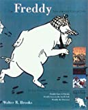 Front cover for the book Freddy the Detective by Walter R. Brooks