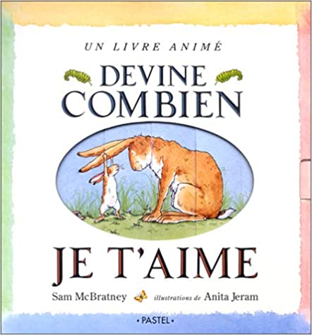 Devine combien je t'aime (French Edition)