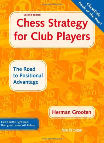 Read Online Chess Strategy for Club Players pdf epub