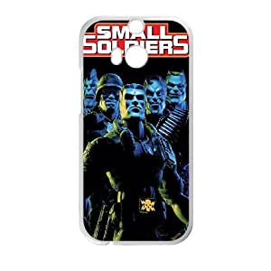 HTC One M8 phone cases White Small.Soldiers cell phone cases Beautiful gifts UREN2423964